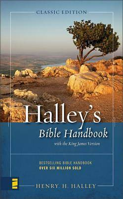 Picture of Halley's Bible Handbook