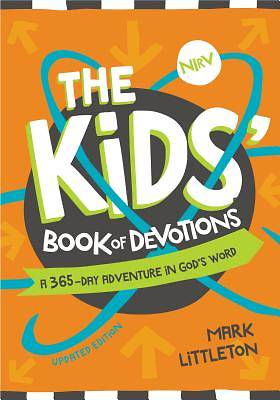The Kids Book of Devotions Updated Edition