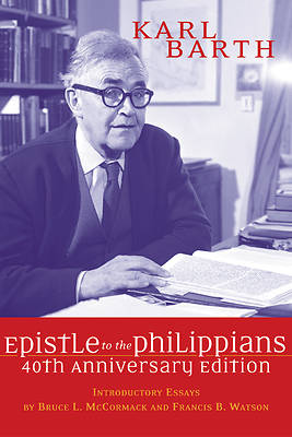 Epistle to the Philippians 40th Anniversary Edition