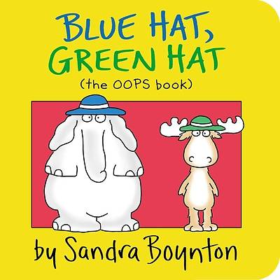 Blue Hat, Green Hat