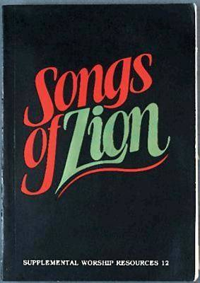 Picture of Songs of Zion