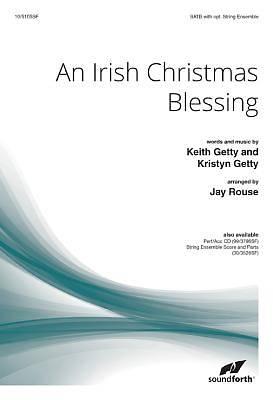 Irish Christmas Blessing.An Irish Christmas Blessing