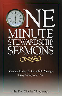 Picture of One Minute Stewardship Sermons