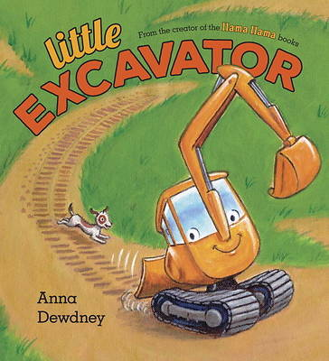 Picture of Little Excavator