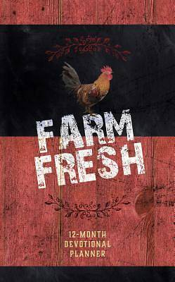 Picture of Farm Fresh (2019 Planner)