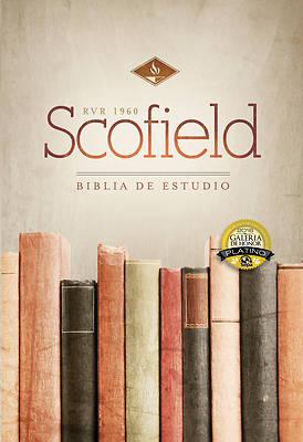 Picture of Rvr 1960 Biblia de Estudio Scofield, Tapa Dura Con Indice