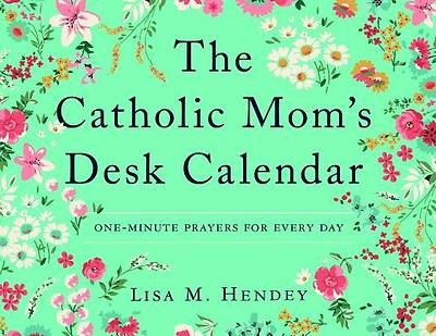 Picture of The Catholic Mom's Desk Calendar