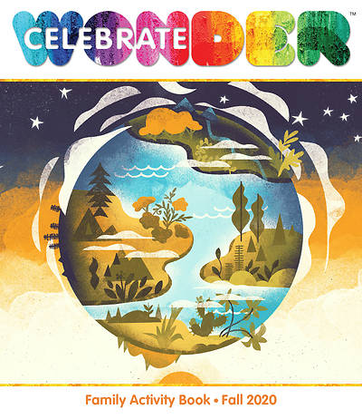 Picture of Celebrate Wonder Family Activity Book Fall 2020 (Pack of 5)