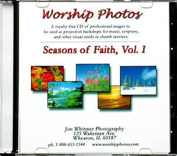 Worship Photos Seasons of Faith, Vol. I
