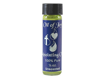 Oil of Joy 1/4 Oz. Unscented Anointing Oil