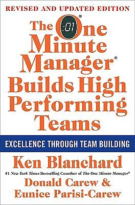 Picture of One Minute Manager Builds High Performing Teams