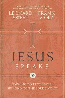 Picture of Jesus Speaks