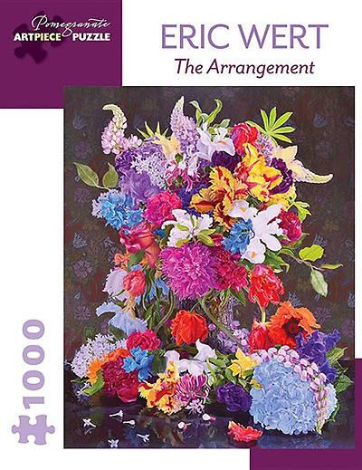 Picture of Eric Wert the Arrangement 1000 Piece Jigsaw Puzzle