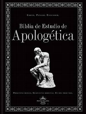 Picture of Biblia de Estudio de Apologetica (Hardcover)