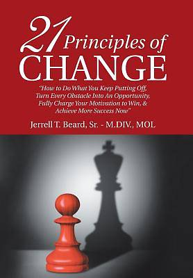 Picture of 21 Principles of Change