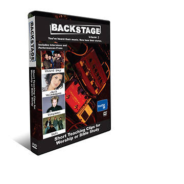 Third Day - Backstage Series DVD