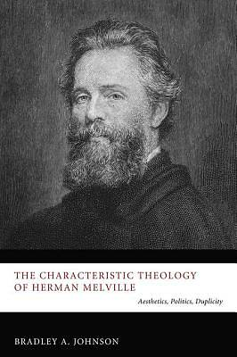 Picture of The Characteristic Theology of Herman Melville [ePub Ebook]