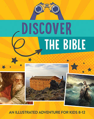 Picture of Discover the Bible