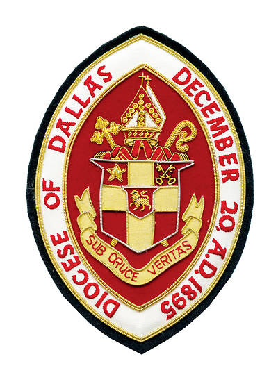 SEAL-DIOCESE OF DALLAS