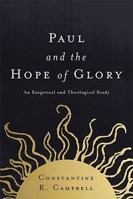Picture of Paul and the Hope of Glory
