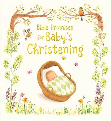 Picture of Bible Promises for Baby's Christening