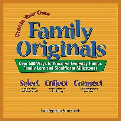 Create Your Own Family Originals