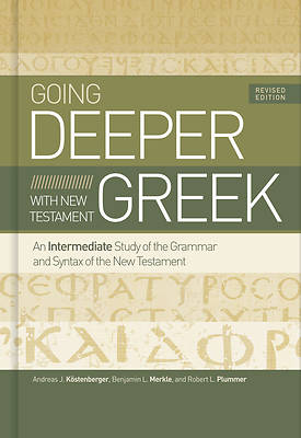 Picture of Going Deeper with New Testament Greek