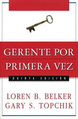 Picture of Gerente Por Primera Vez