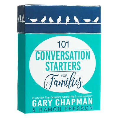 Picture of 101 Conversation Starters for Families