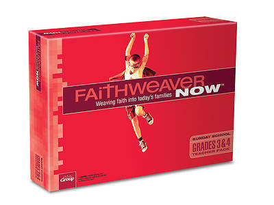 FaithWeaver NOW Grades 3&4 Teacher Pack,Winter 2013-2014