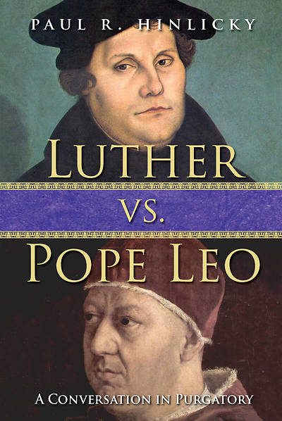 Picture of Luther vs. Pope Leo
