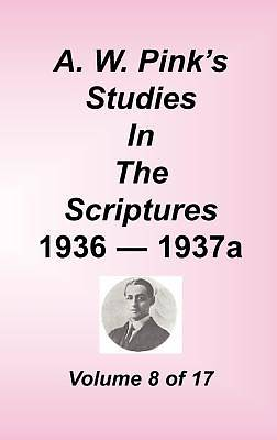 Picture of A. W. Pink's Studies in the Scriptures, Volume 08