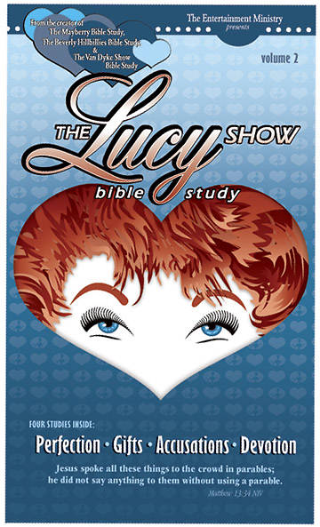 The Lucy Show Bible Study, Volume 2 Video Leader Kit
