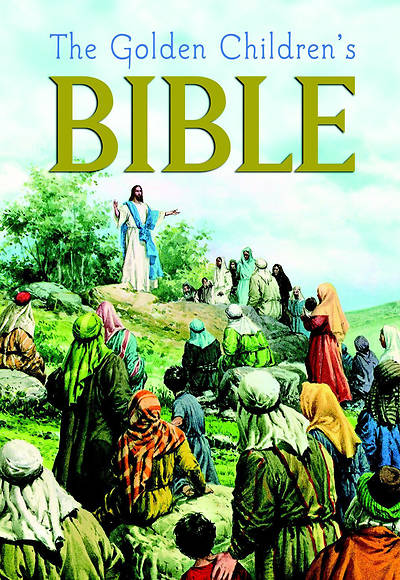 Picture of The Golden Children's Bible