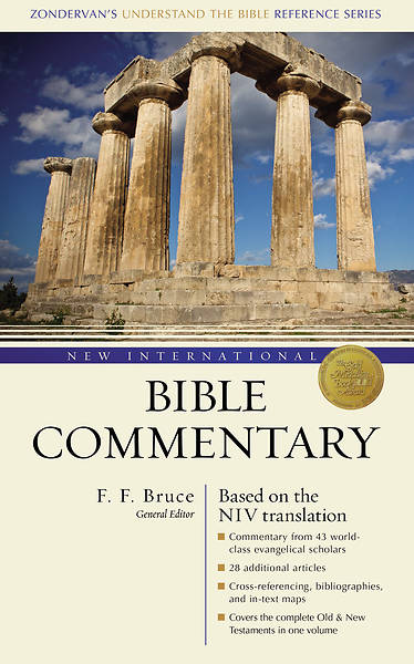 Picture of The International Bible Commentary with the New International Version
