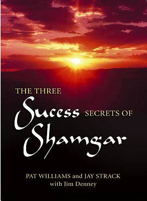 The Three Success Secrets of Shamgar