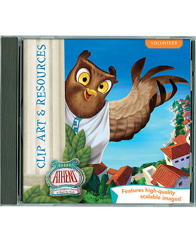 Group VBS 2013 Athens Clip Art & Resouces CD