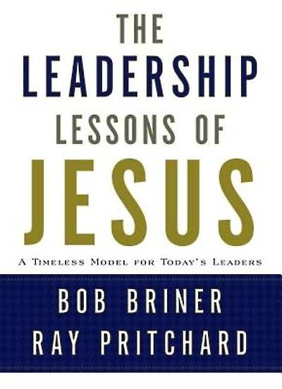 Picture of The Leadership Lessons of Jesus