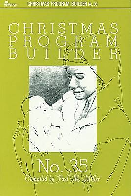 Christmas Program Builder No. 35