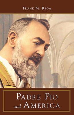 Picture of Padre Pio and America