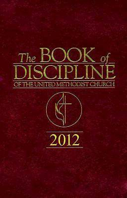 Picture of The Book of Discipline of The United Methodist Church 2012 - eBook [ePub]