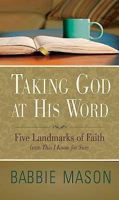 Picture of Taking God at His Word Preview Book - eBook [ePub]