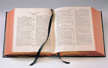 Lectern Bible King James Version