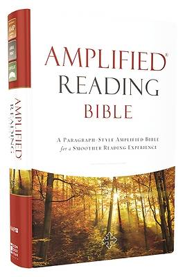 Picture of Amplified Reading Bible, Hardcover