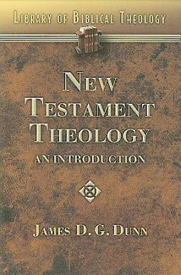 Picture of New Testament Theology