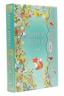 Picture of The ICB Blessed Garden Bible