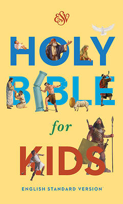 ESV Holy Bible for Kids