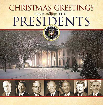 Picture of Christmas Greetings from the Presidents