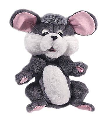 Whiskers the Mouse Puppet