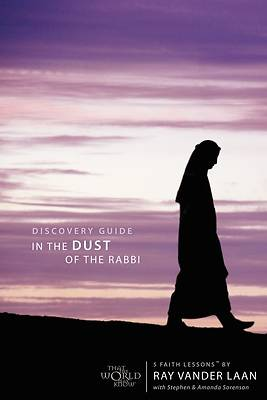 In the Dust of the Rabbi Volume 6 Discovery Guide